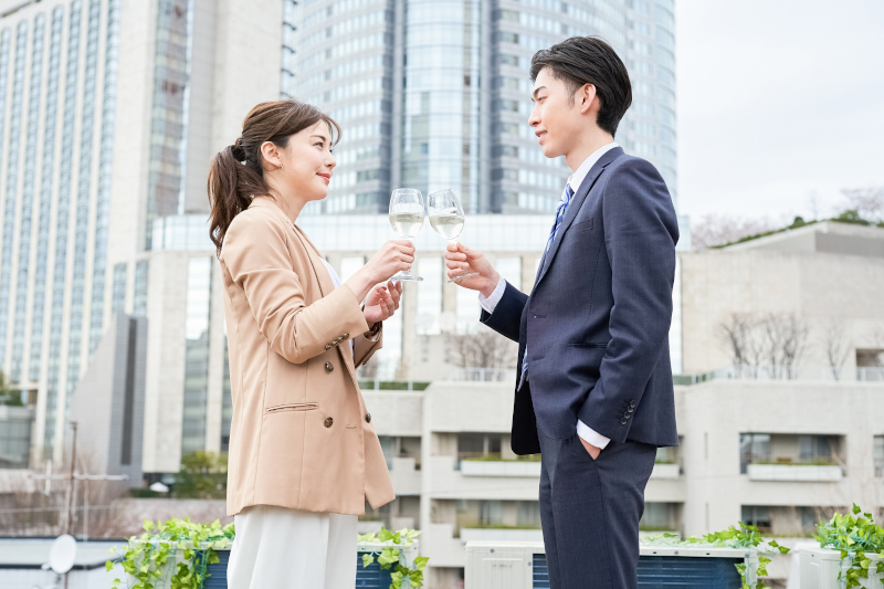 婚活パーティー_年齢_服装