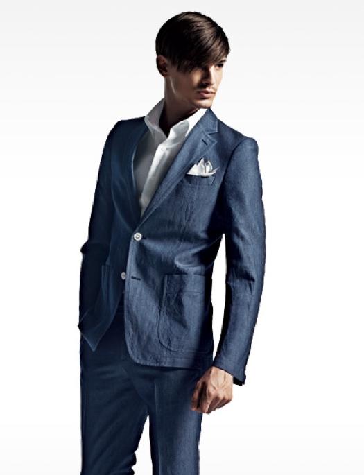 服装 男性 30代