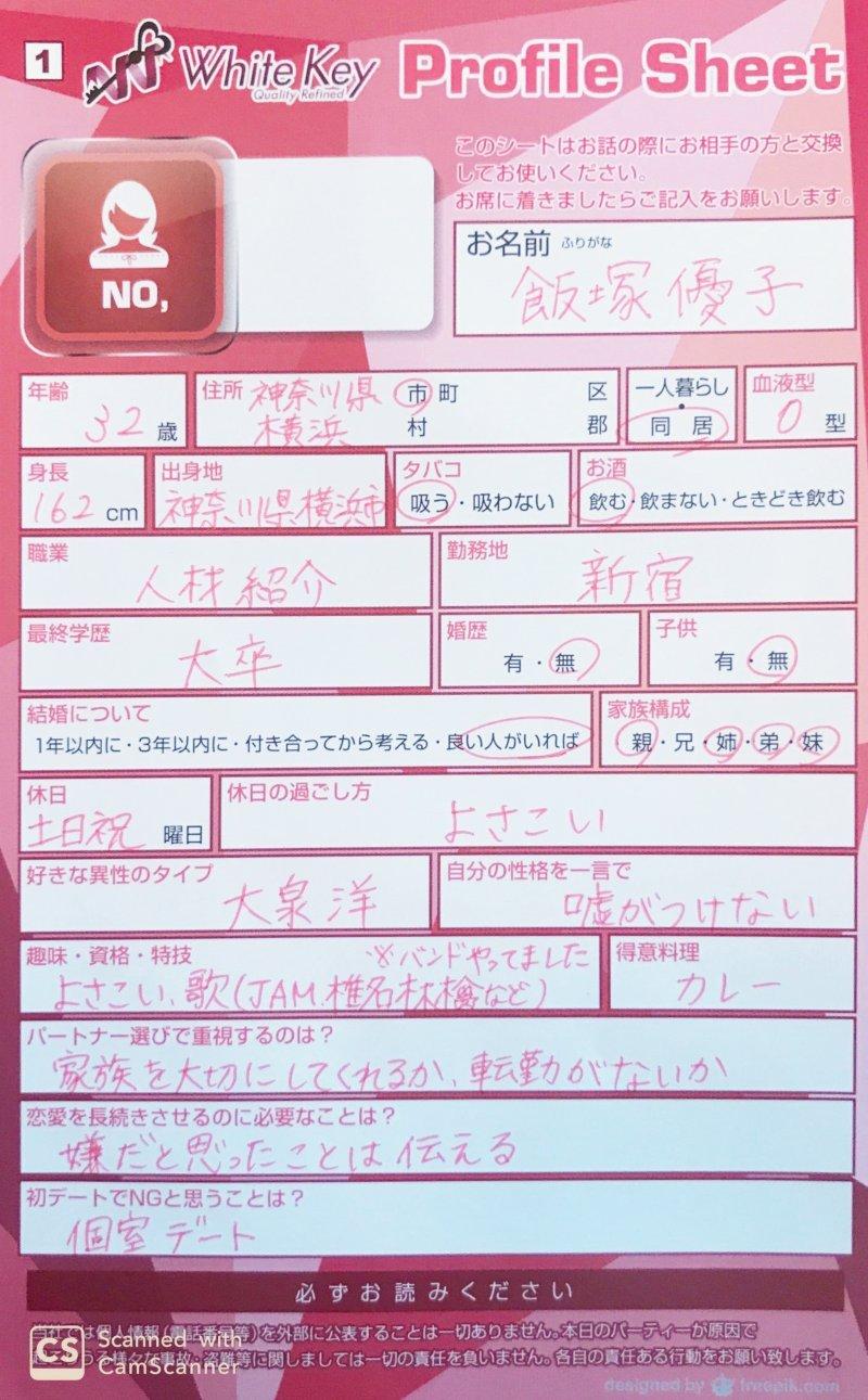 飯塚 優子さん(仮名)