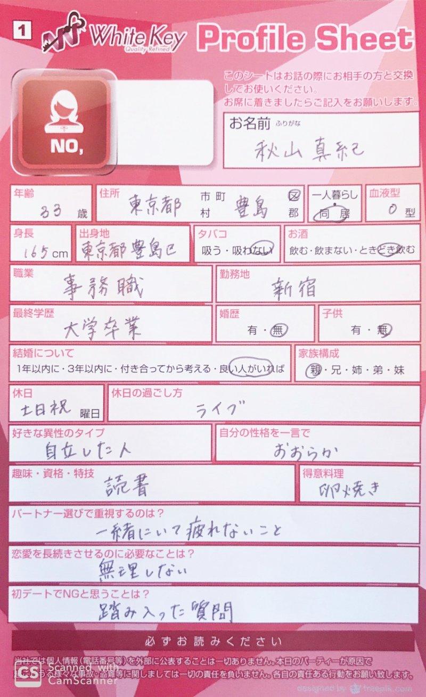 秋山真紀さん(仮名)