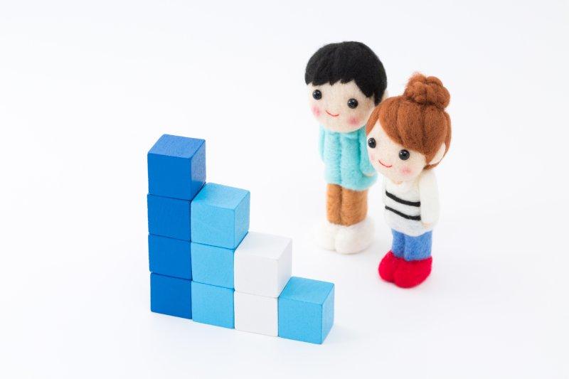 夫婦の人生設計イメージ