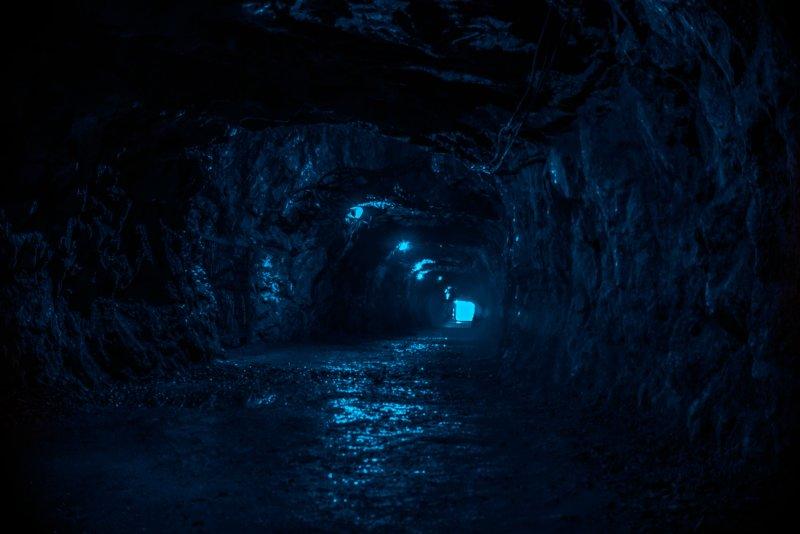 洞窟の様子