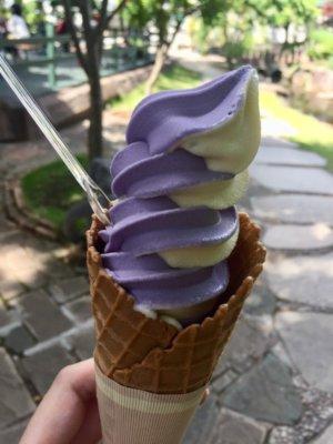 世界で二番目に美味しいソフトクリーム