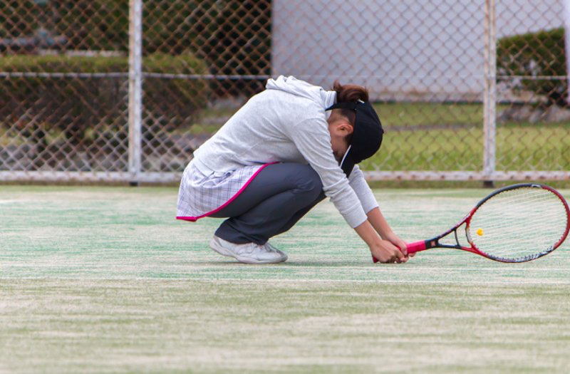 テニス婚活_デメリット
