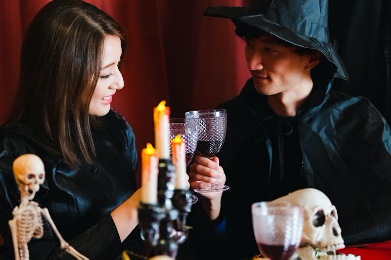 ハロウィン_感染症対策済み婚活パーティー