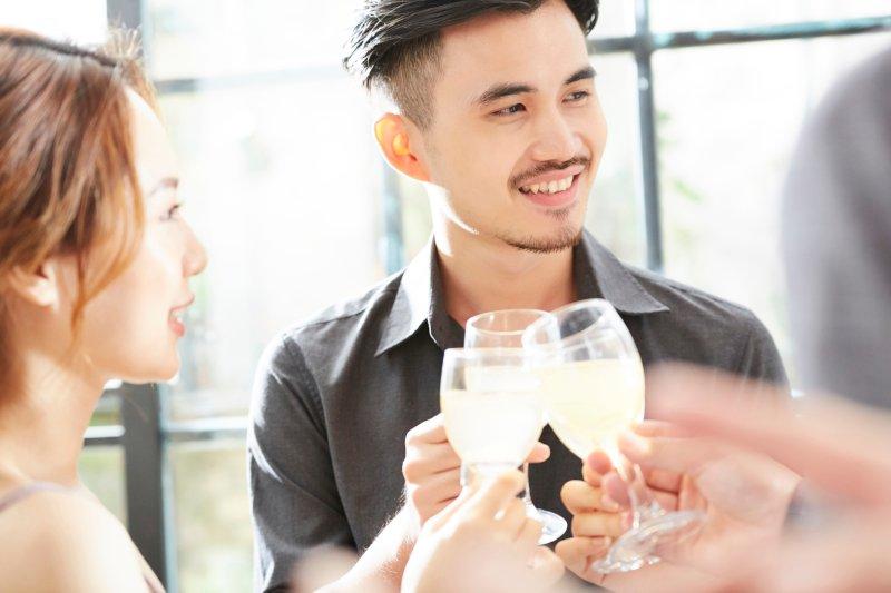婚活パーティーに参加する男性の特徴