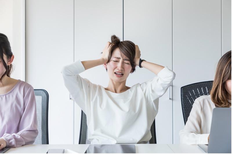 ストレスを抱えたまま婚活を続けるとどうなる
